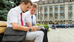 Mormon Missionaries Falling in Love on Mission